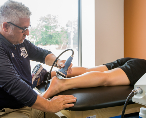 Extracorporeal Shockwave Therapy (ECWT)